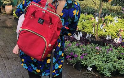 The best nappy backpack for stylish Moms (and Dads)