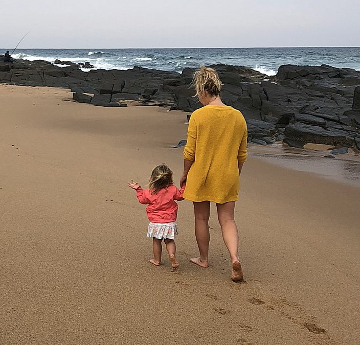 Why I'm Working Through The Mom Guilt