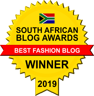 south african blog awards best fashion blog winner prettybelle the blog badge